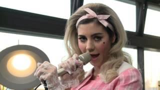 Marina and the Diamonds - Primadonna (Live at joiz)