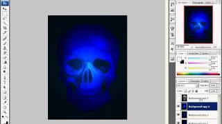 Как создать анимированный аватар в Photoshop
