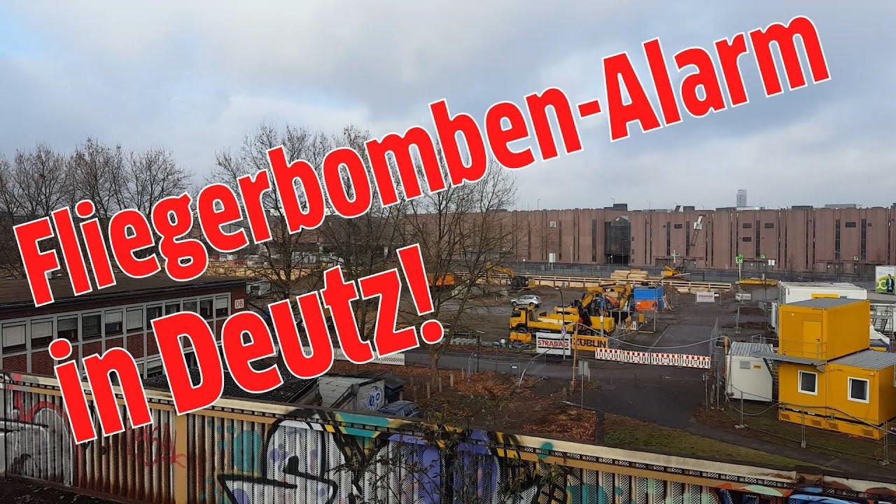 Bombenfund Köln