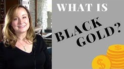 What is Black GOLD? | Black Gold Jewelry