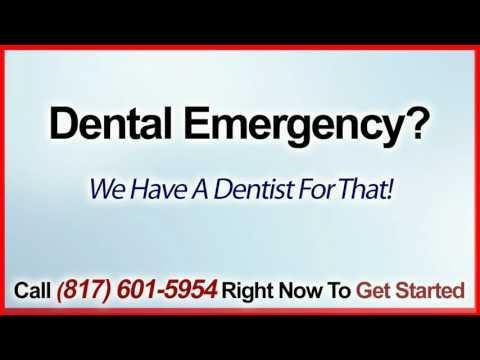 Emergency Tooth Filling Repair Grapevine TX 817-601-5954