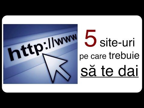 5 site-uri pe