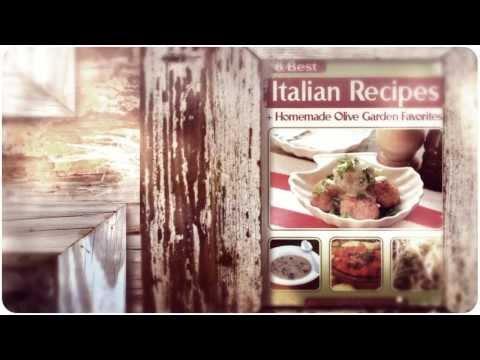 8 Best Italian Recipes + Homemade Olive Garden Favorites Free eCookbook
