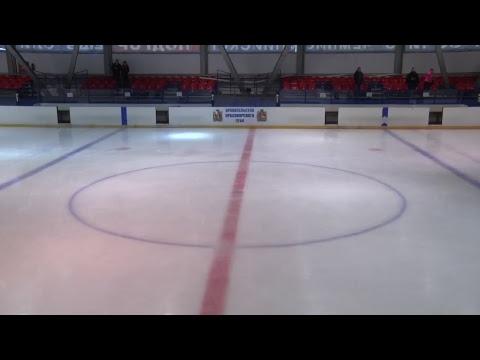 Турнир по хоккею с шайбой 2007г закрытие.