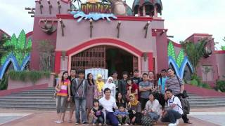 Amanzi Waterpark - The Biggest Waterpark in Palembang (zonakito on vacation)