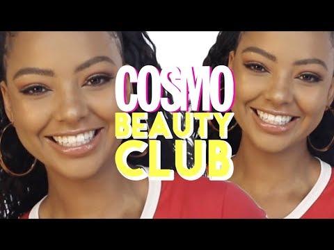 Strobe Like a Pro with Mihlali Ndamase & EDGARS BEAUTY  COSMO Beauty Club  Cosmopolitan SA