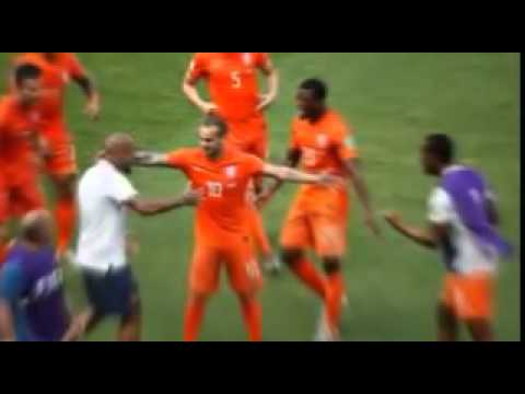 Sneijder Goal Vs Mexico ~ Mexico Vs Netherlands 1 2 World Cup 2014 News