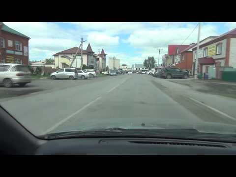 Карасук (Новосибирская область). Покатушки. Часть 2.