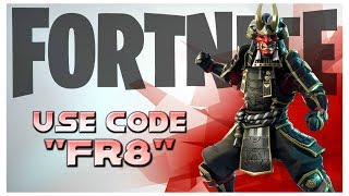 """FORTNITE - SOLOS & DUOS & POSSIBLY SOME TEAM RUMBLE   USE CODE """"FR8"""" IN THE ITEM SHOP!"""