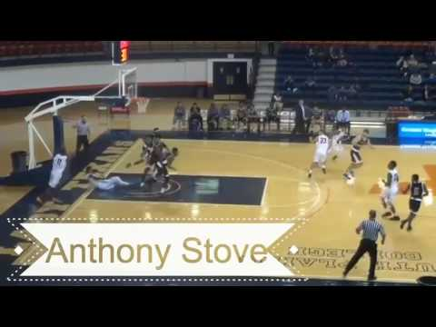 Anthony Stove Frank Phillips College Men's Basketball 2016 2017