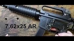 7.62x25 AR carbine