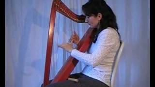 """Modell Fullsicle™ Harp: """"Spagnoletta"""", anon. 16th century"""