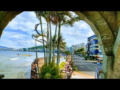 Itapema SC Praia Central dia 21042018