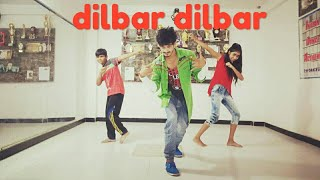 DilBar dilbar new song. film Satyameva_Jayate dance  choreography by indian dance Academy sehore