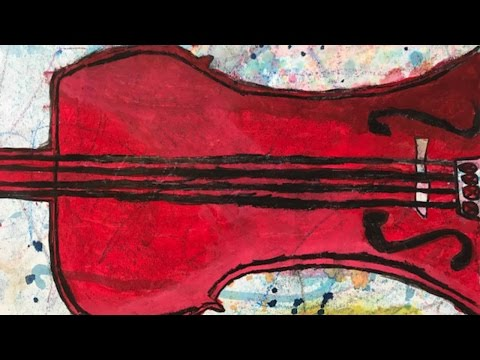 Paint to Music 2017: Dripping Springs Elementary School