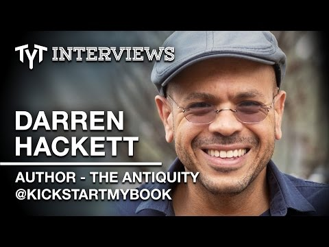 Author Darren Hackett Reveals The Secrets To Self-Publishing Success (Interview w/ Jayar Jackson)