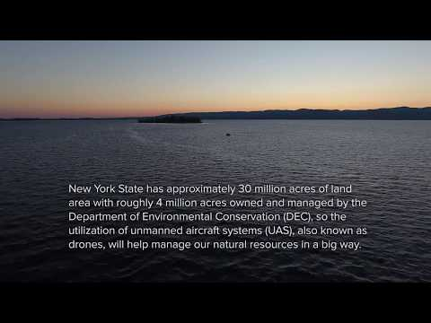 DEC's Drone Program Takes Off