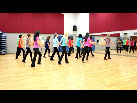 Bethlehem Child - Line Dance (Dance & Teach in English & 中文)