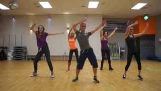 Zumba MARIO BISCHIN - MACARENA ( Warm up )