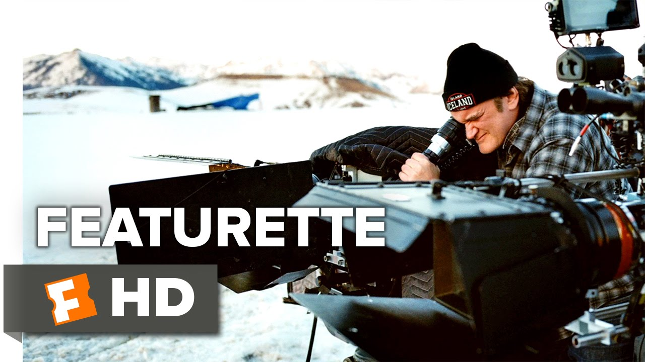 Panavision Camera Star Wars : The hateful eight featurette ultra panavision quentin