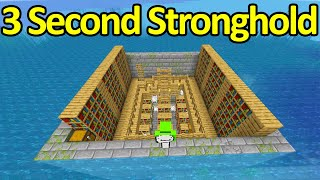 Minecrafts Luckiest Moments OF ALL TIME #9