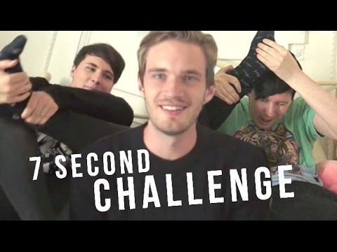 Thumbnail: 7 Second Challenge w/ Dan and Phil