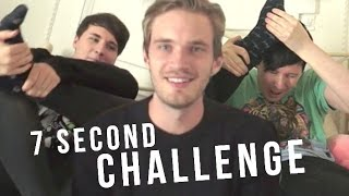 7 Second Challenge w/ Dan and Phil