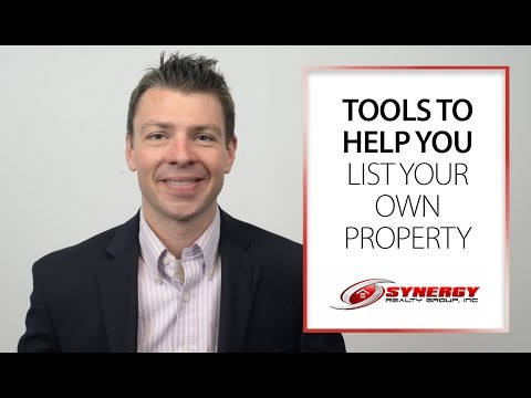Colorado Springs Real Estate Agent: Tools to help you list your own property