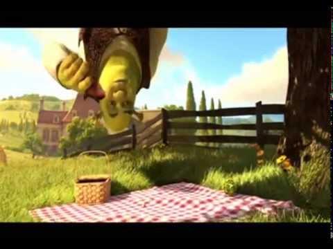 Shrek 4 La Alegria de Ser un Ogro