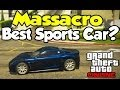 GTA 5 Online Quot DEWBAUCHEE MASSACRO Quot BEST SPORTS CAR Massacro Vs Jester Vs Entity Amp More GTA V mp3