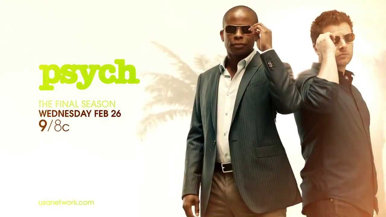 Image result for psych season 8