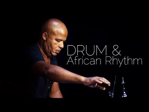 DRUM & African Rhythm, Part 1 | Mokhtar Samba