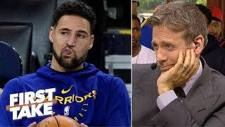 'They're in trouble' – Max Kellerman sees the odds stacking up against the Warriors | First Take