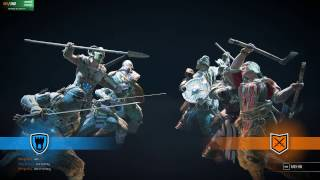 For Honor by Cemka, Wycc & банда [15.02.17] Part 1