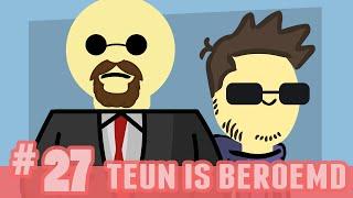 TEUN IS BEROEMD! - Dylan & Teun [Aflevering 27]