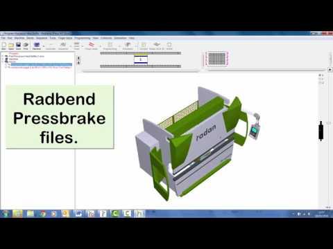 Radmanager - new logistics RADAN module Новый модуль для управления производством RADAN