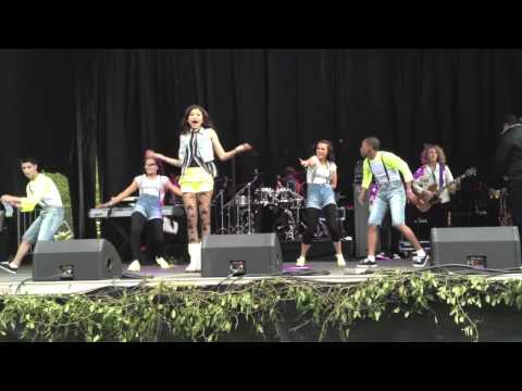 2012 White House Easter Egg Roll: Zendaya Performance