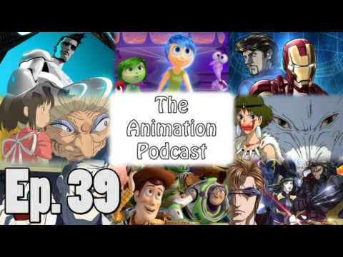 The Animation Podcast Ep. 39: THE SECRET LIFE OF PETS, WOODY WOODPECKER, THE LITTLE PRINCE