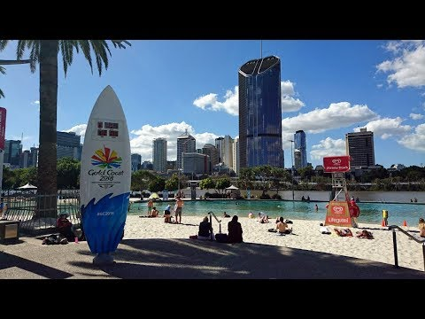 Brisbane Australia City Tour 4K