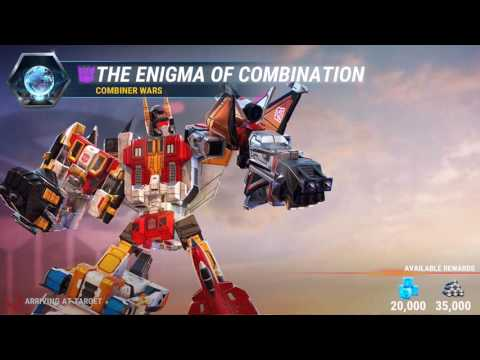 Transformers Earth Wars Combiners Overview   Behind the Scenes
