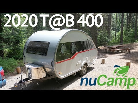 Walkthrough of our 2020 Tab 400 by nuCamp