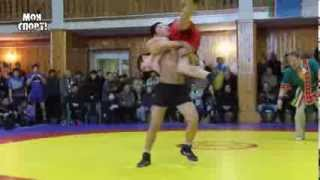 Республиканский открытый турнир по борьбе хапсагай «Хаҥалас хапсаҕайа».