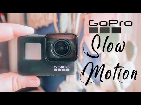 GOPRO HERO 7 BLACK SLOW MOTION - Tutorial and Settings thumbnail