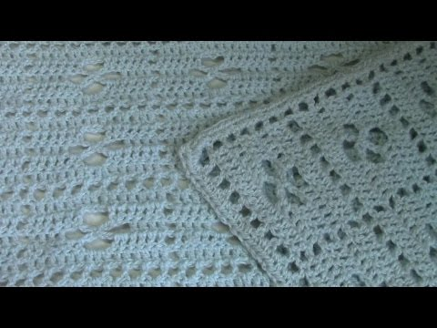 Haken Tutorial 110 Call The Midwife Babydeken Youtube