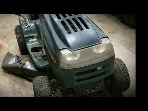 "Tractor Rescue: Mtd Yard Machines 17hp/42"""
