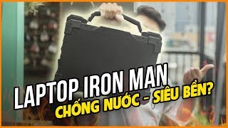 Dell Latitude rugged 7414 Extreme - Chiếc Laptop của iRon Man?
