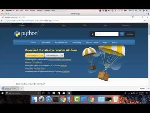Setup Spark Development Environment – PyCharm and Python