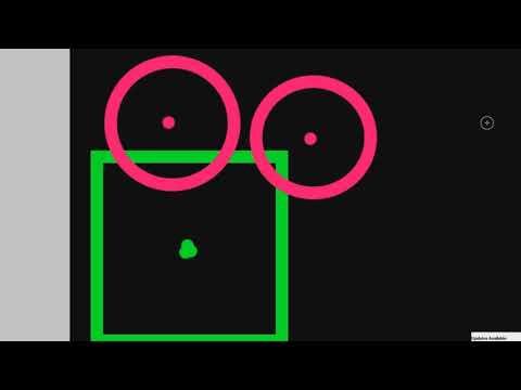 Circular collision detection | 2d/3d game tutorial (Episode 2)