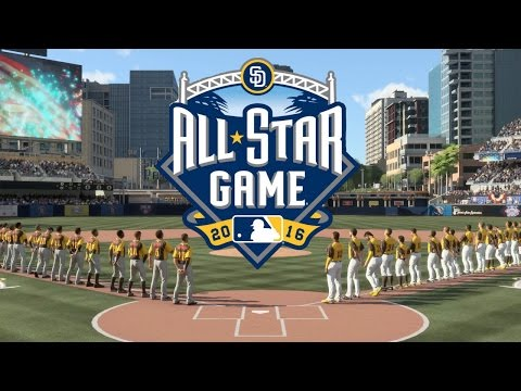 MLB The Show 16 (PS4) - 2016 All Star Game Sim