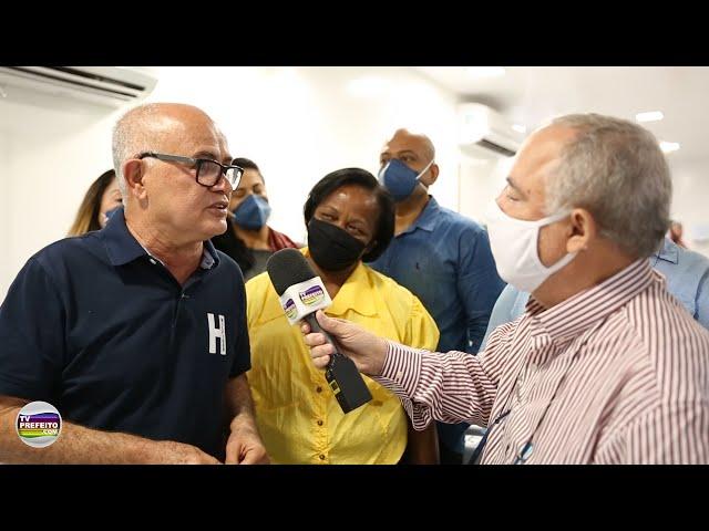 Entrevista com Dr José Carlos secretário de saúde de Duque de Caxias
